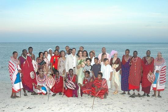 Masai Bryllup